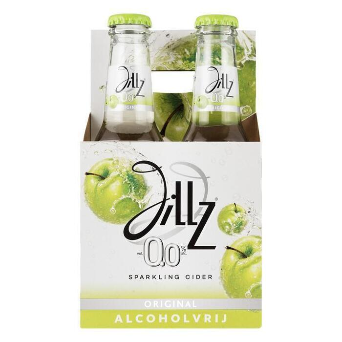 Jillz 0.0% (rol, 4 × 230ml)