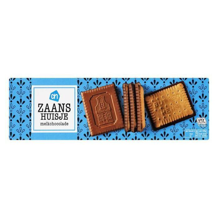 AH Zaans huisje melk (125g)
