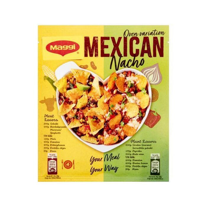 Maggi Ovenvariation Mexican nacho (44g)
