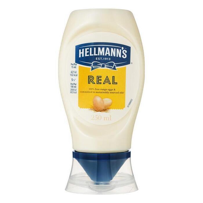 Hellmann`s Real mayonaise (250ml)