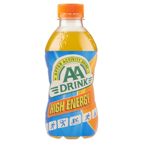 AA Drink High Energy (fles, 33 × 33cl)