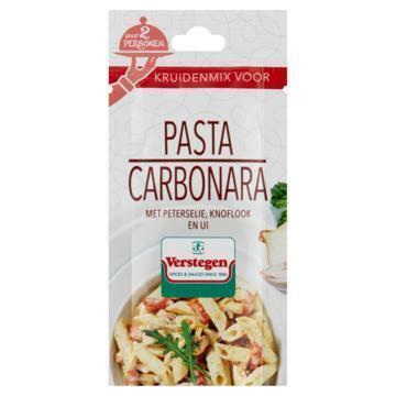 Verstegen Kruidenmix voor Pasta Carbonara 15 g (15g)
