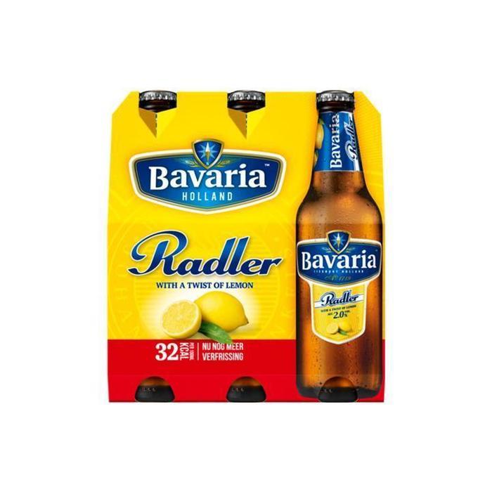 Radler lemon (rol, 6 × 30cl)