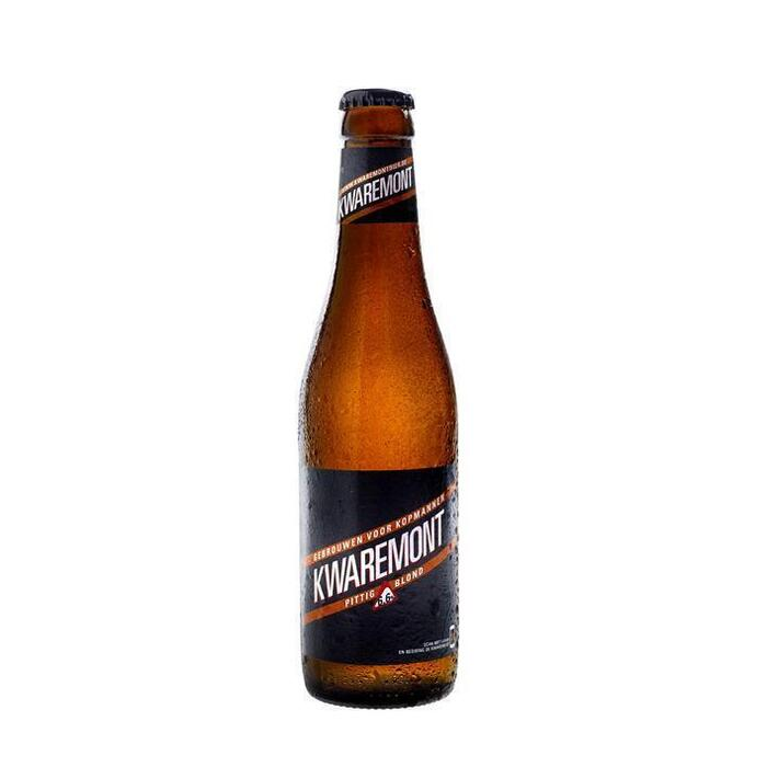 Kwaremont in krat (rol, 33 × 33cl)