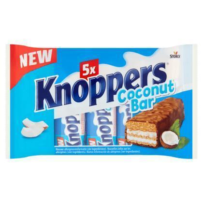 Knoppers Coconutbar 5-pack (200g)