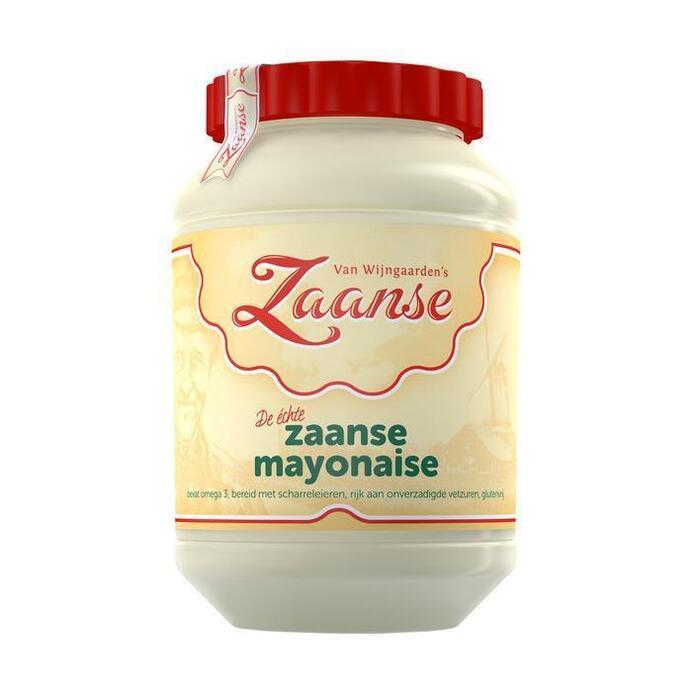 Zaanse Mayonaise (pot, 0.65L)
