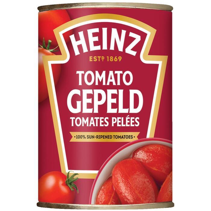 Tomato Gepeld (blik, 400g)