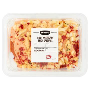 Jumbo Filet Americain Spicy Speciaal 175g (175g)