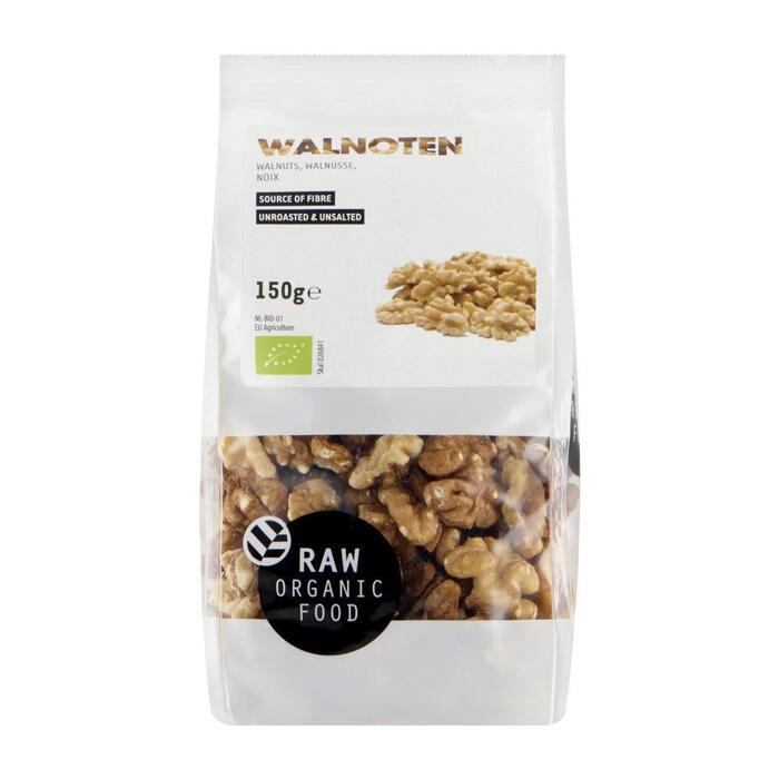 RAW Organic Food Walnoten biologisch (150g)