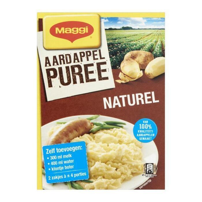 Maggi Aardappelpuree naturel (2 × 138g)