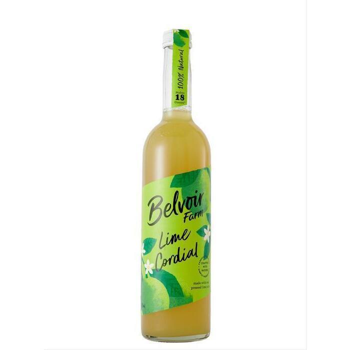 Belvoir Lime (0.5L)