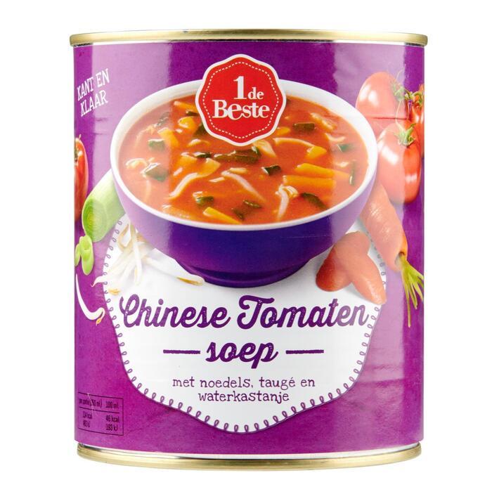 Chinese tomatensoep (0.8L)