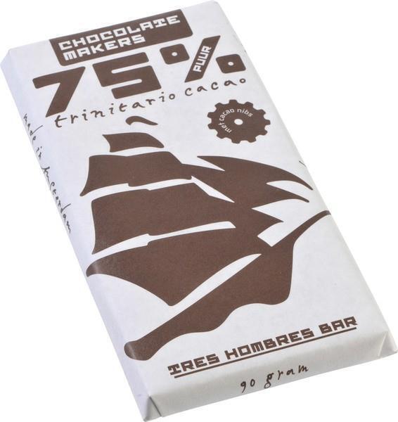 Puur Trinitario Cacao 75% (90g)