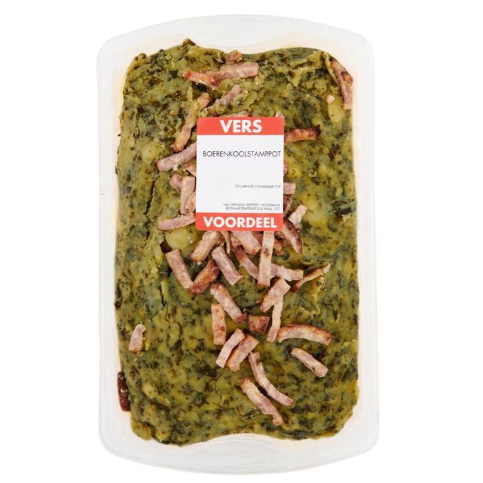 Detailresult kant-en-klare maaltijd 1000 GRM bakje (1kg)