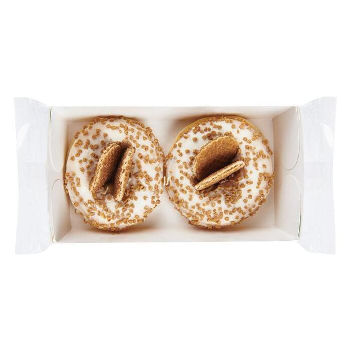 AH Stroopwafel karamel donut