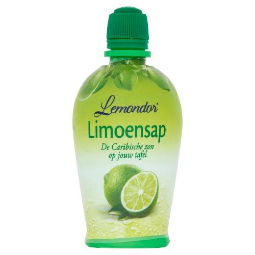 Lemondor Limoensap 125 ml (Stuk, 35cl)