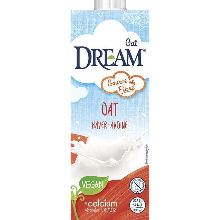 Dream Oat original + calcium (1L)