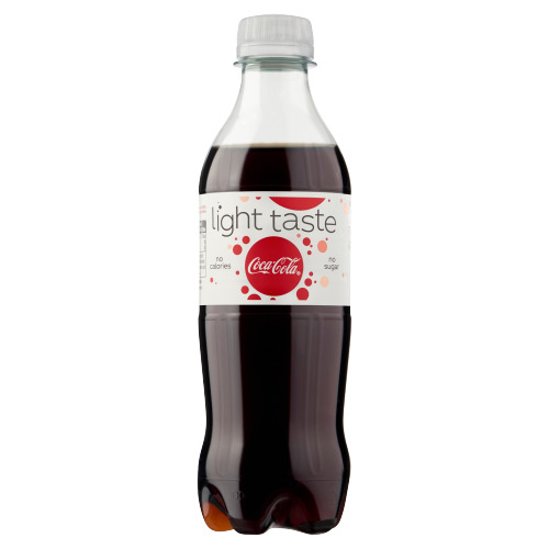 Coke Light PET 0.375L 1x (37.5cl)