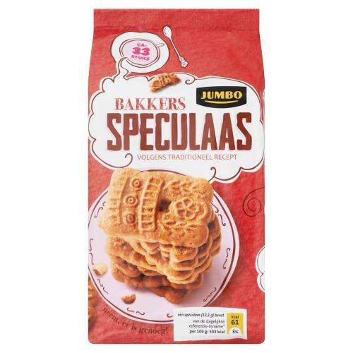 Jumbo Bakkers Speculaas 400g (400g)