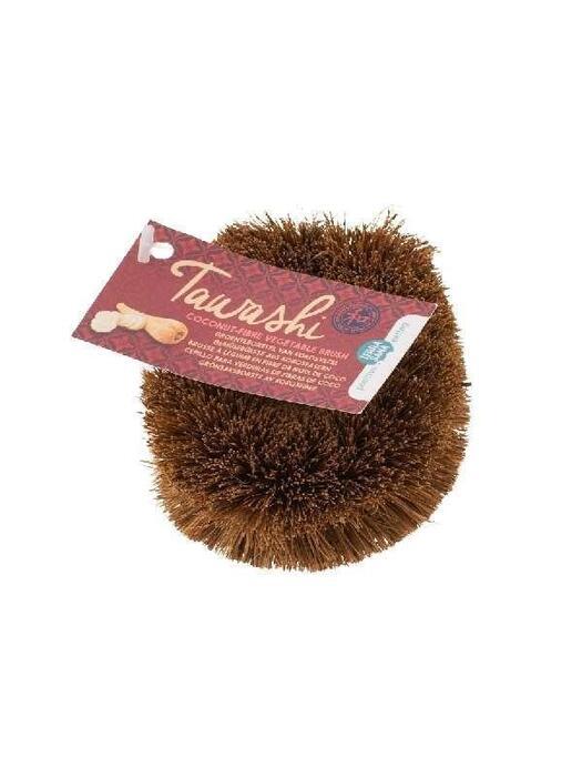 Tawashi - Groenteborstel van kokosvezel TerraSana 1st
