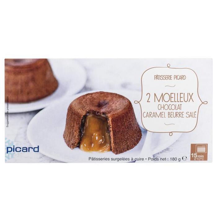 Picard Moelleux chocolade karamel