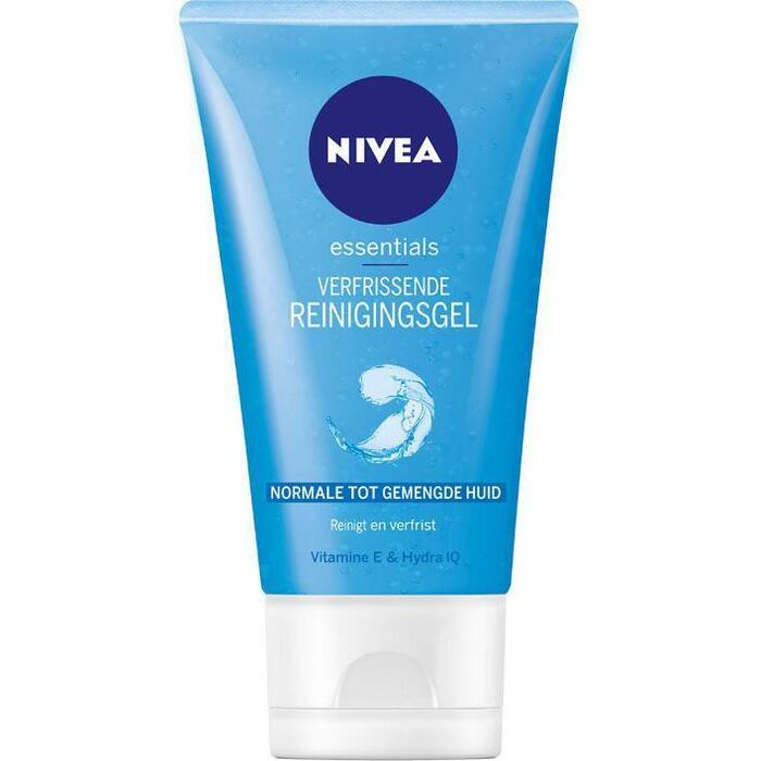 Nivea Essentials reinigingsgel norm. /gev.huid (150ml)