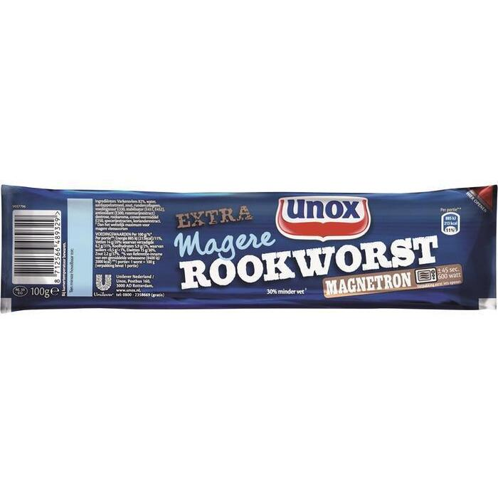 Extra Magere Rookworst Magnetron (100g)