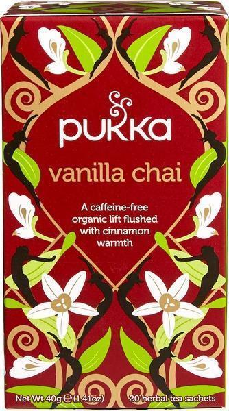 Vanilla chai (builtje, 20 × 2g)