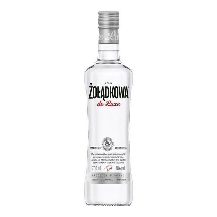 Zoladkowa Gorzka Czysta de luxe vodka (rol, 0.7L)