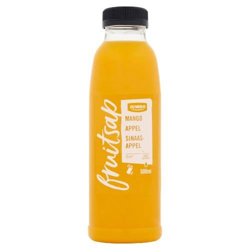 Jumbo Fruitsap Mango Appel Sinaasappel 500ml (0.5L)
