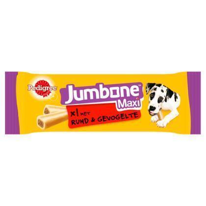 Pedigree Jumbone Maxi Rund & Gevogelte Smaak 180 g (180g)