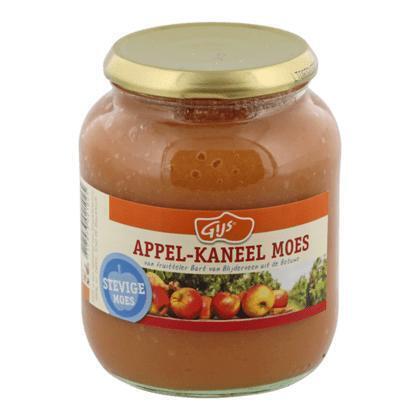 Appel-Kaneel Moes (pot, 720g)