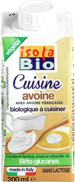 Haver cuisine (pak, 200ml)