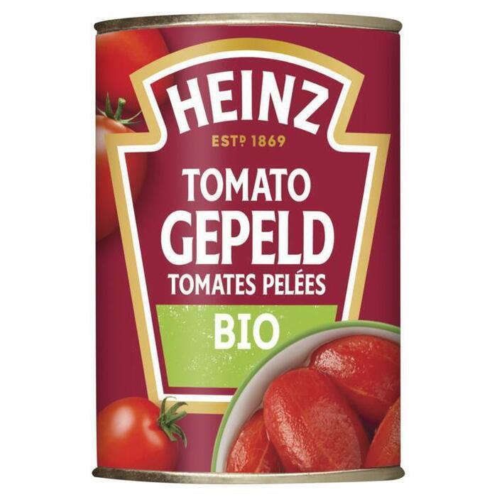 Biologische gepelde tomaten (400g)