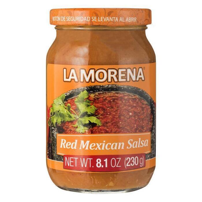 La Morena Mexican red salsa (230g)