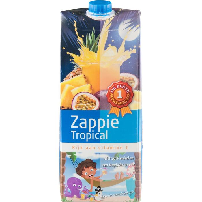 Zappie tropisch fruit (1.5L)