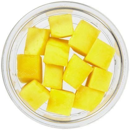 Vers gesneden fruit mango (120g)