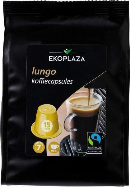 Lungo koffiecapsules (zak, 15 st.)