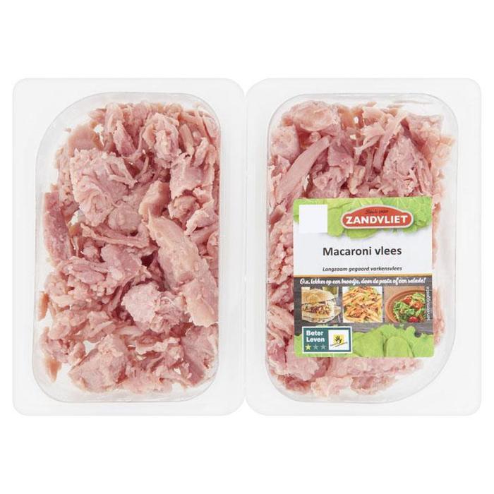 Macaroni vlees (160g)
