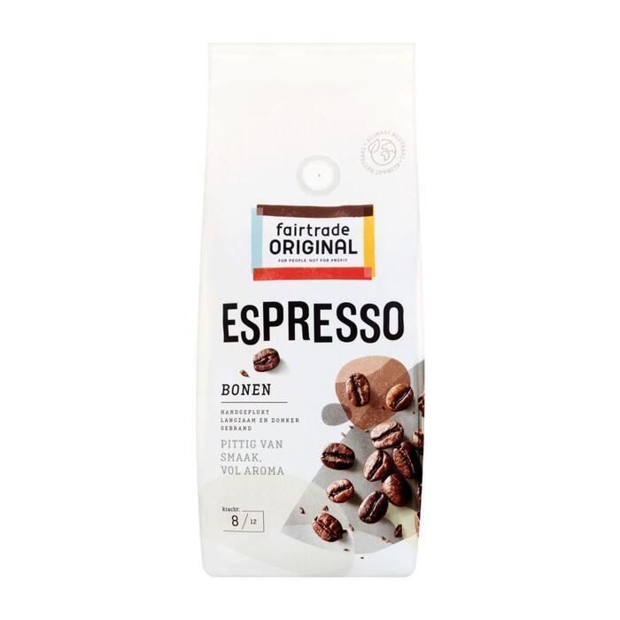 Espresso bonen (zak, 28g)
