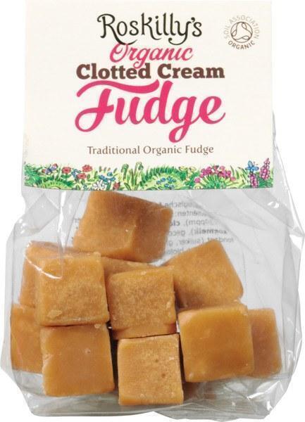 Clotted cream fudge (100g)