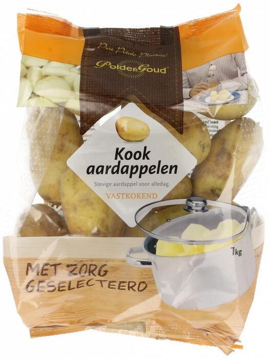 Poldergoud Vastkokend (1kg)