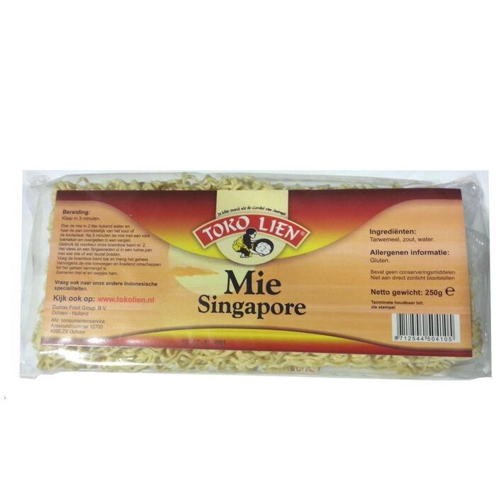 Tokolie Bami Mie Singapore (250g)