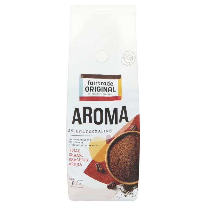 Fair Trade Original Aroma 500g (500g)