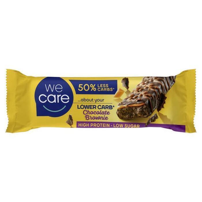 We Care Chocolate Brownie 60 g (60g)