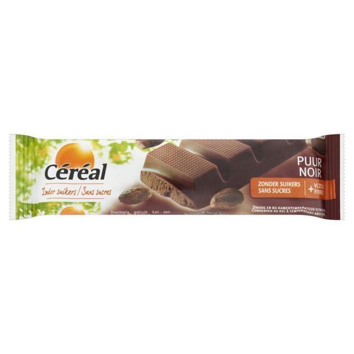 Céréal Chocoladereep puur (42g)