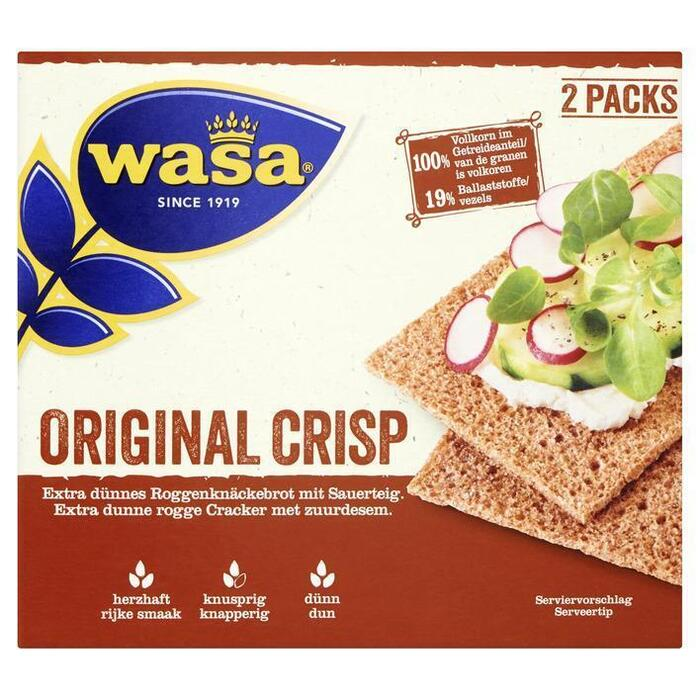 Original Crisp (2 × 100g)