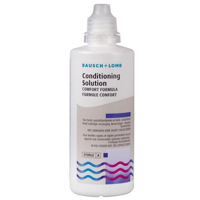 Bausch & Lomb Conditioning solution (120ml)