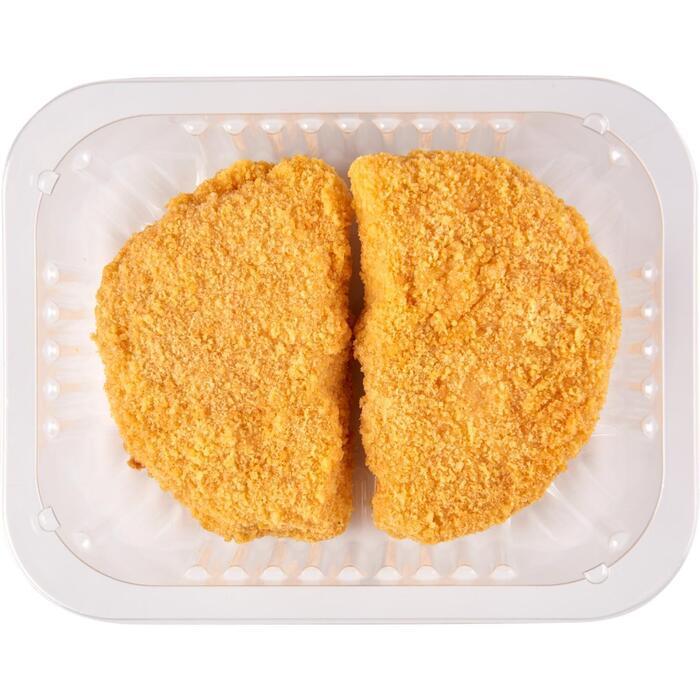 Kipkaasschnitzel 2 stuks (2 × 120g)