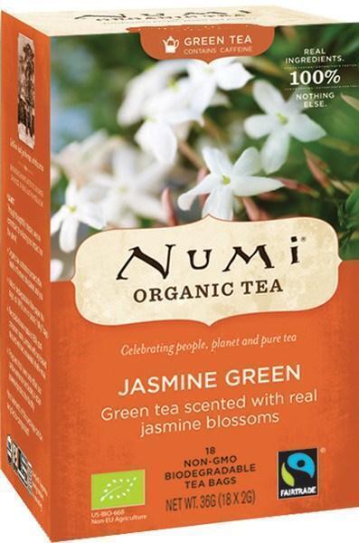 Jasmine green thee